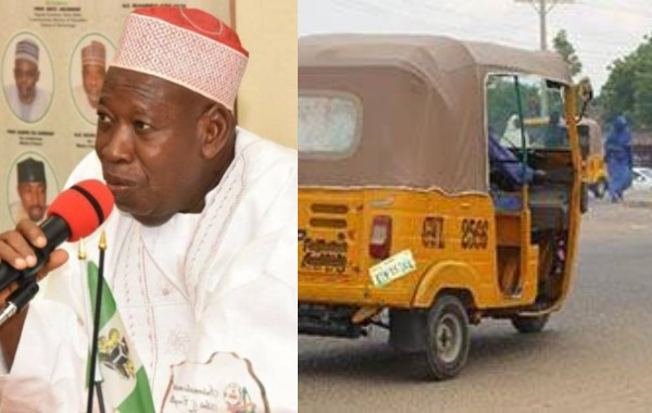 Kano Govt Bans Opposite Sexes From Boarding Same Tricycle (Keke)