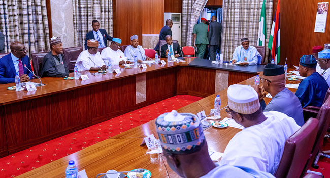 Buhari-and-APC-governors