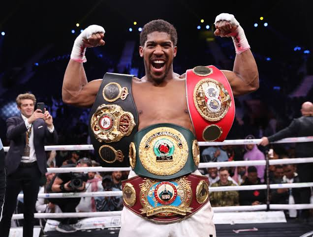 Anthony Joshua defeats Andy Ruiz to reclaim World Heavyweight Titles