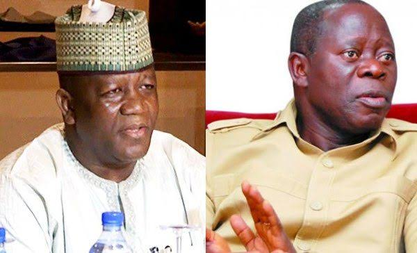 APC Crisis: Governors Plot to Oust Oshiomhole, Replace him with Yari