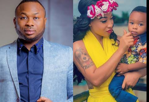 Tonto Dikeh Faces Custody Battle With Ex Husband For Their Son