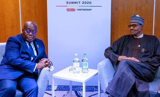 Buhari and Akufo-Addo