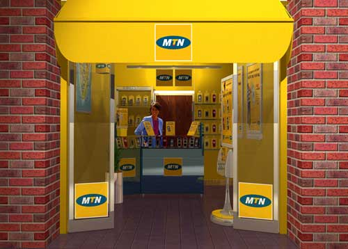 MTN Office Attacked By Armed Robbers