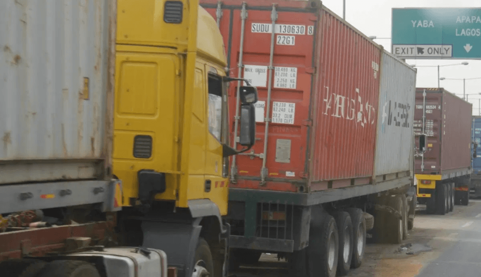 FRSC Set To Seize Trailers Carrying Unlatched Container