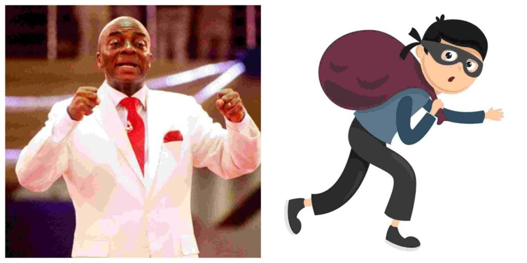 Oyedepo Blasts Winners' Officials Caught Stealing Church ...