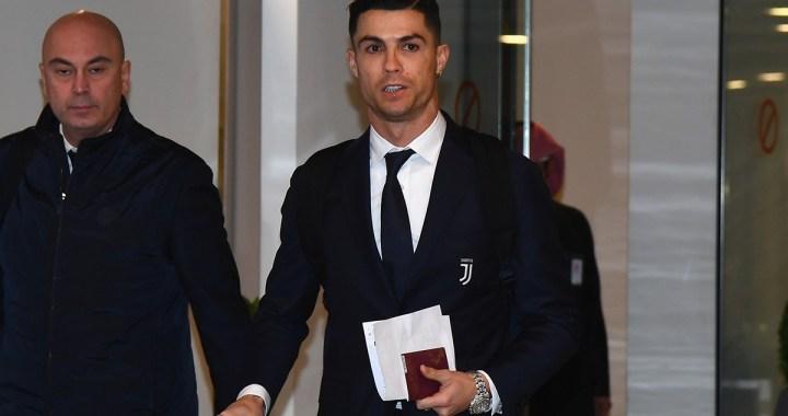 Ronaldo's Rolex