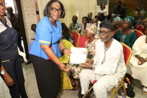 free health services for retirees in Lagos