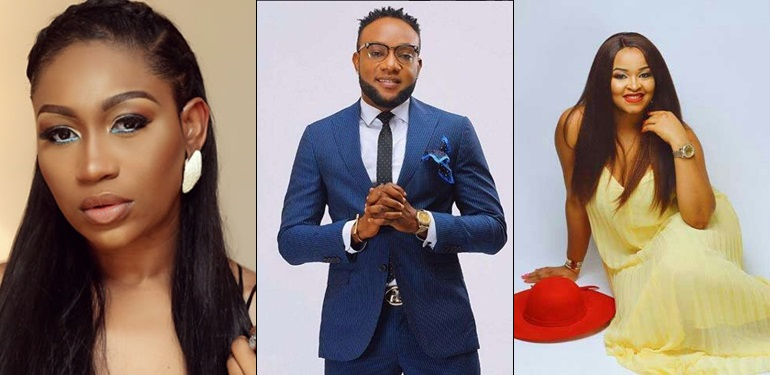 Kcee Allegedly Rekindles Old Flame With Ex, Actress Ebube Nwagbo