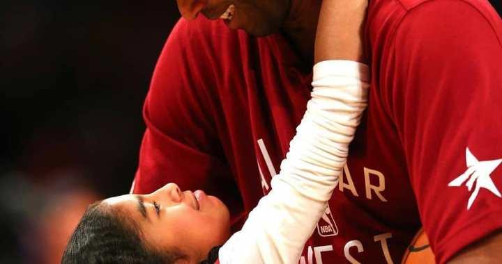 Beautiful Photos Of Kobe Bryant and Daughter, Gianna (Photos&Videos)