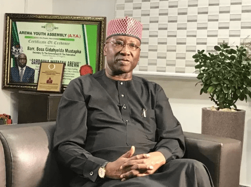 Real Reason Buhari is Unable to Sack Service Chiefs - SGF