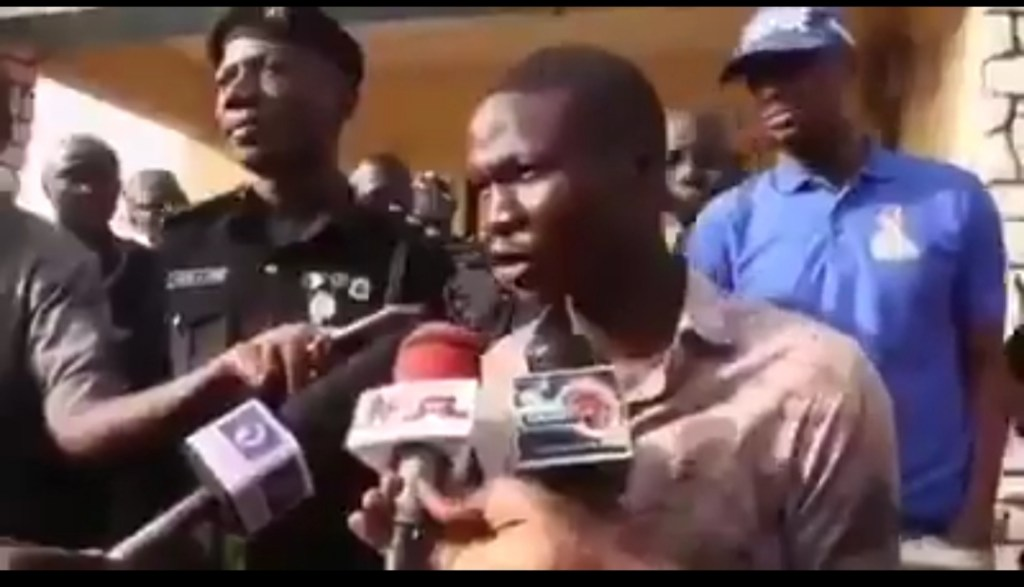 Nathaniel Samuel: Winners Failed Bomber Claims To Be a Pastor (VIDEO)