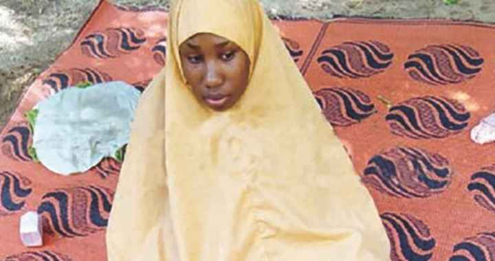 2years Captivity: Leah Sharibu's Mother, Others Protest In UK