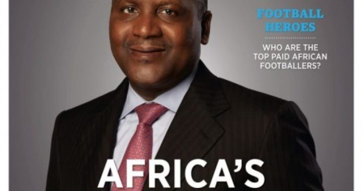 Dangote retains position as Africa's Richest Man (See Full list)
