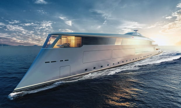 Bill Gates superyacht