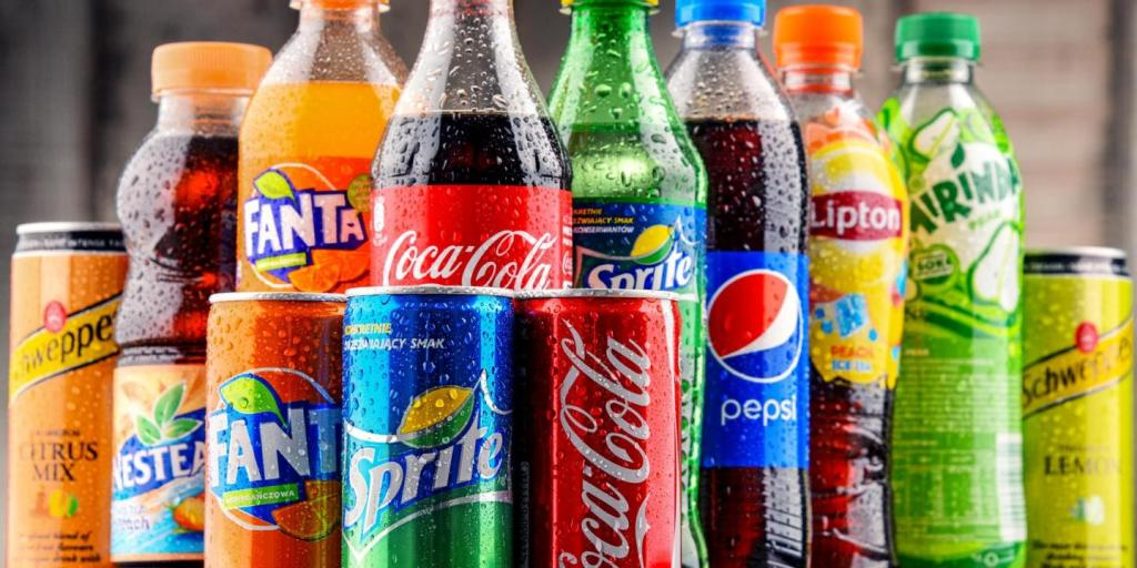 Customs Proposes Tax on Carbonated Drinks