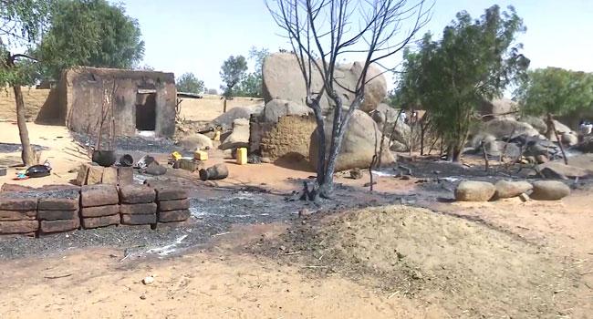 bandits attack Kaduna villages
