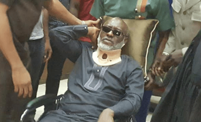 BREAKING: Olisa Metuh Sentenced to 7 years imprisonment