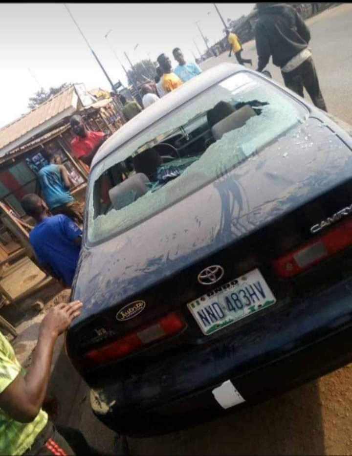 Four Persons Murdered in Polaris Bank Robbery (Graphic Photos)