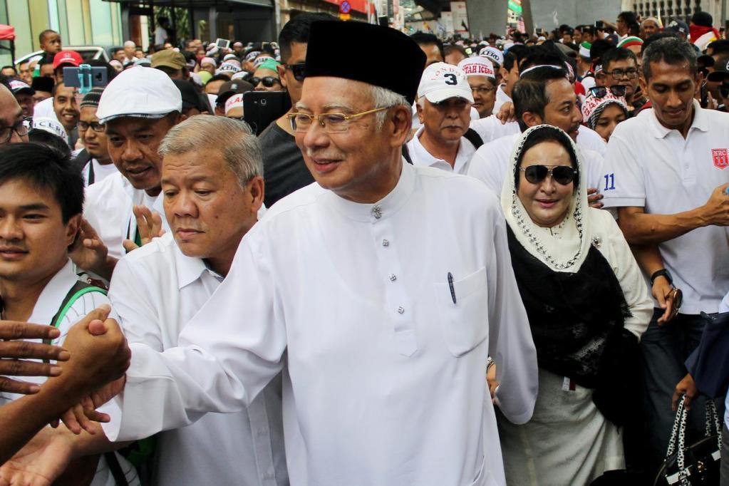 Ex Malaysia Prime minister