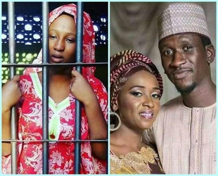 Maryam Sanda, Who Allegedly Killed Husband Appeals Death Sentence