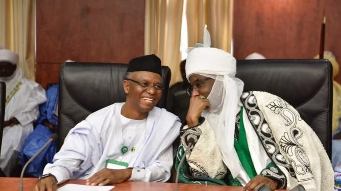 Sanusi and el-Rufai not Awe visit