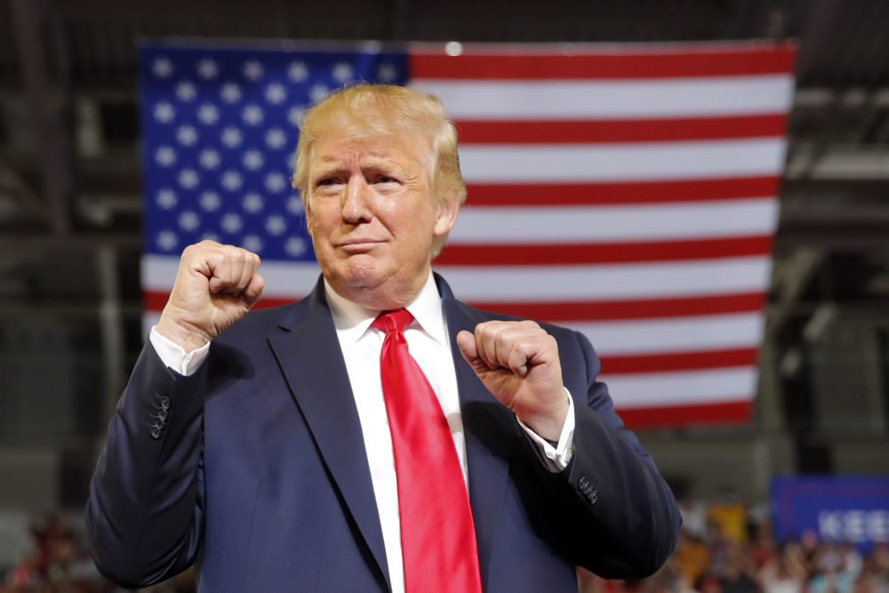 US President Trump Approves Chloroquine to treat Coronavirus