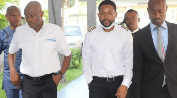 Caverton Helicopters Pilots Arrested for Flying Expatriates into Rivers state