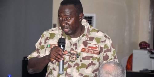 Major General Olusegun Adeniyi
