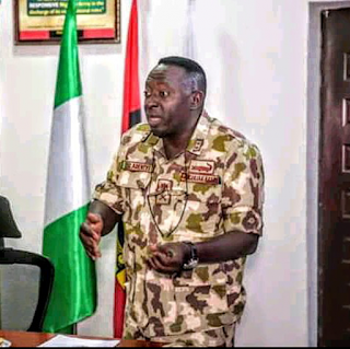 Major General Olusegun Adeniyi
