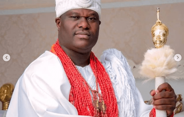 Ooni declares Spiritual Lockdown in the land of Ife