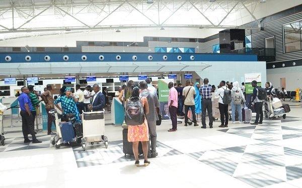 Stranded Nigerians in Dubai