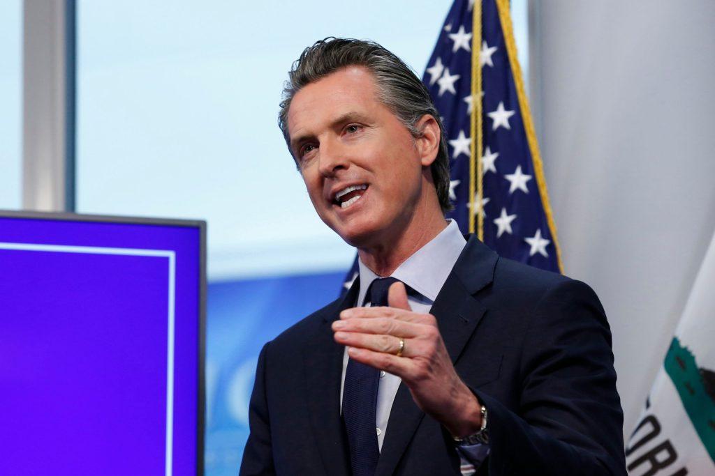 California Governor, Newsom