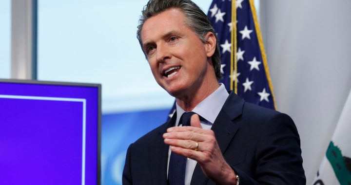 California Governor, Newsom