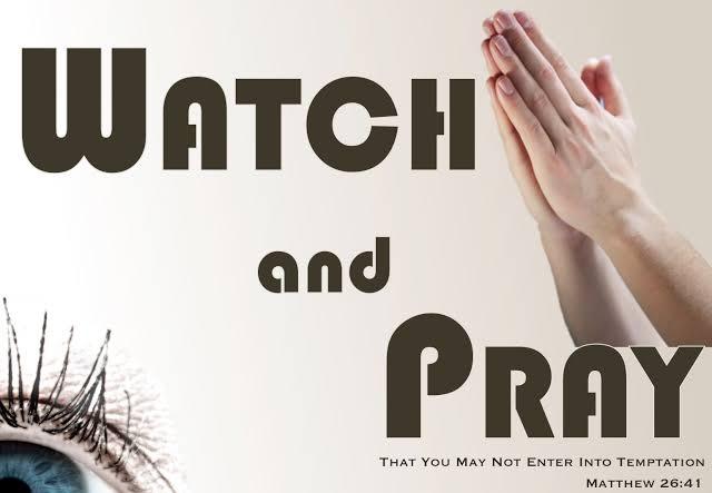 Daily Devotion - Watch!