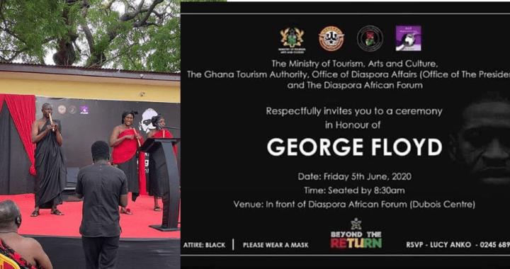 Ghana Floyd3 Funeral