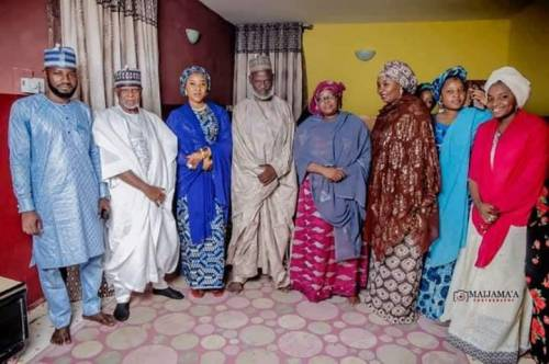 Customs Comptroller-General, Hameed Ali Marries New Wife (PHOTOS)