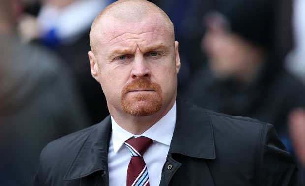 Burnley's Sean Dyche
