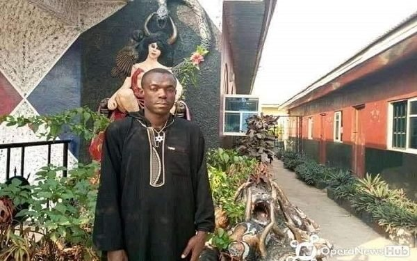 Church of Satan in Abia
