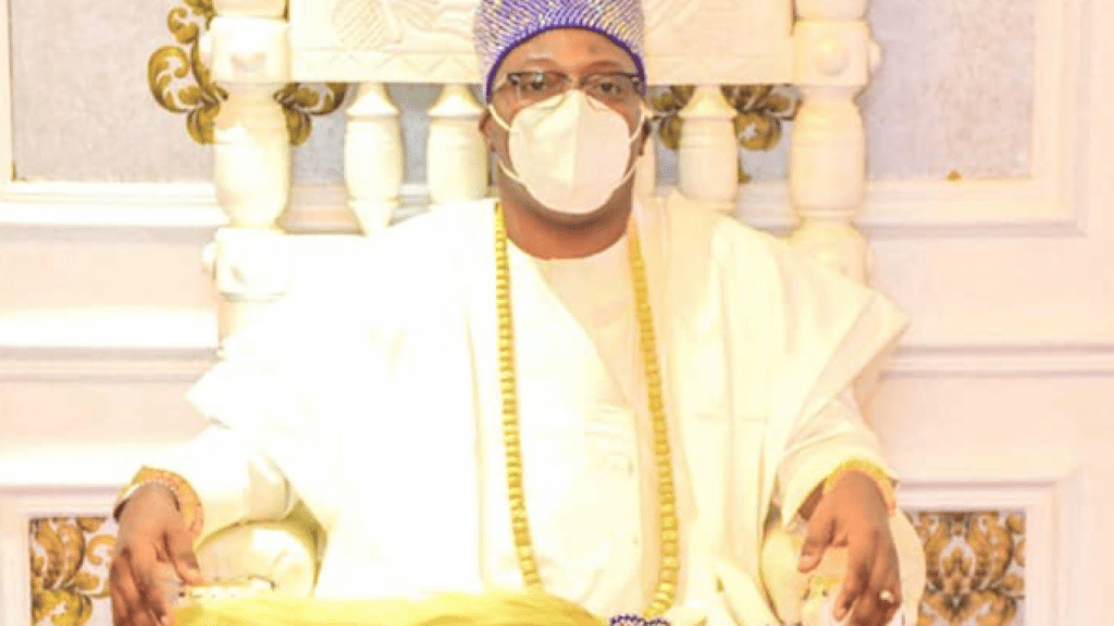 Oba Oniru of Iru land Omogbolahan Lawal