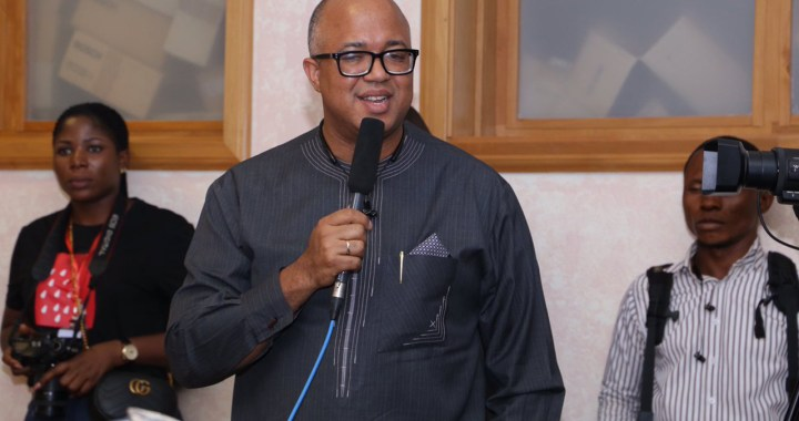 NCDC Boss, Chikwe Ihekweazu on COVID-19 latest discovery.