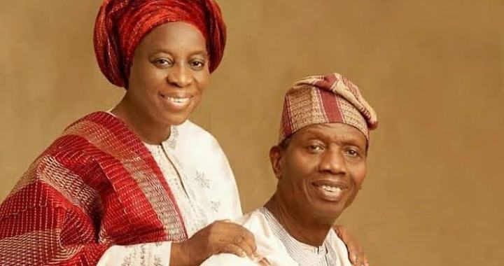 Nigerians react as Pastor Adeboye reveals 72-year-old wife still cooks his meals