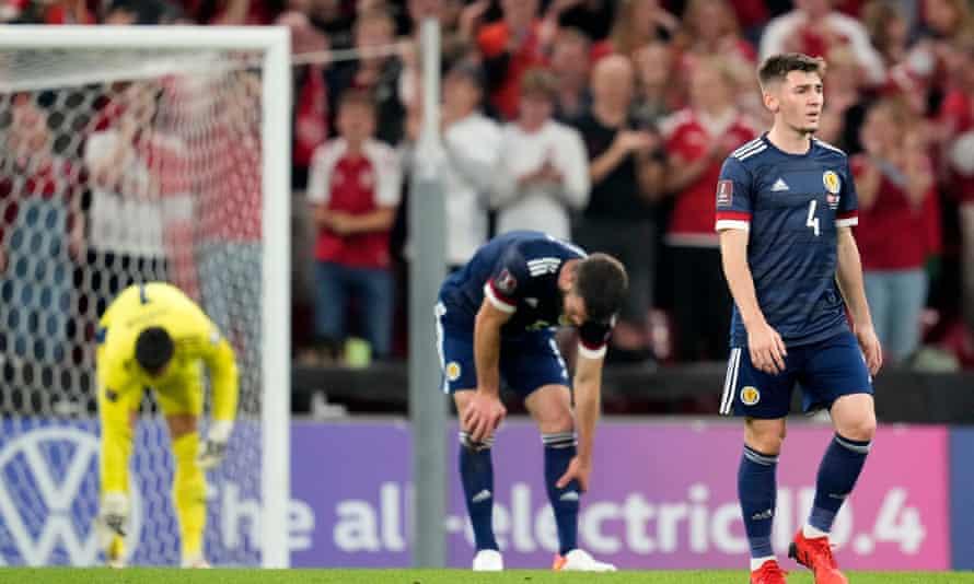 Denmark beat Scotland in Copenhagen in World Cup qualifier | Sports |  herald.ng