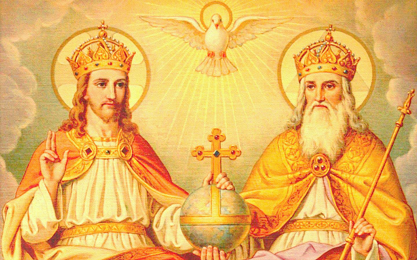The Solemnity Of The Holy Trinity An Invitation Into Intimacy