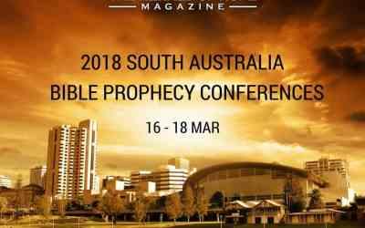 2018 South Australia Prophecy Conference Details