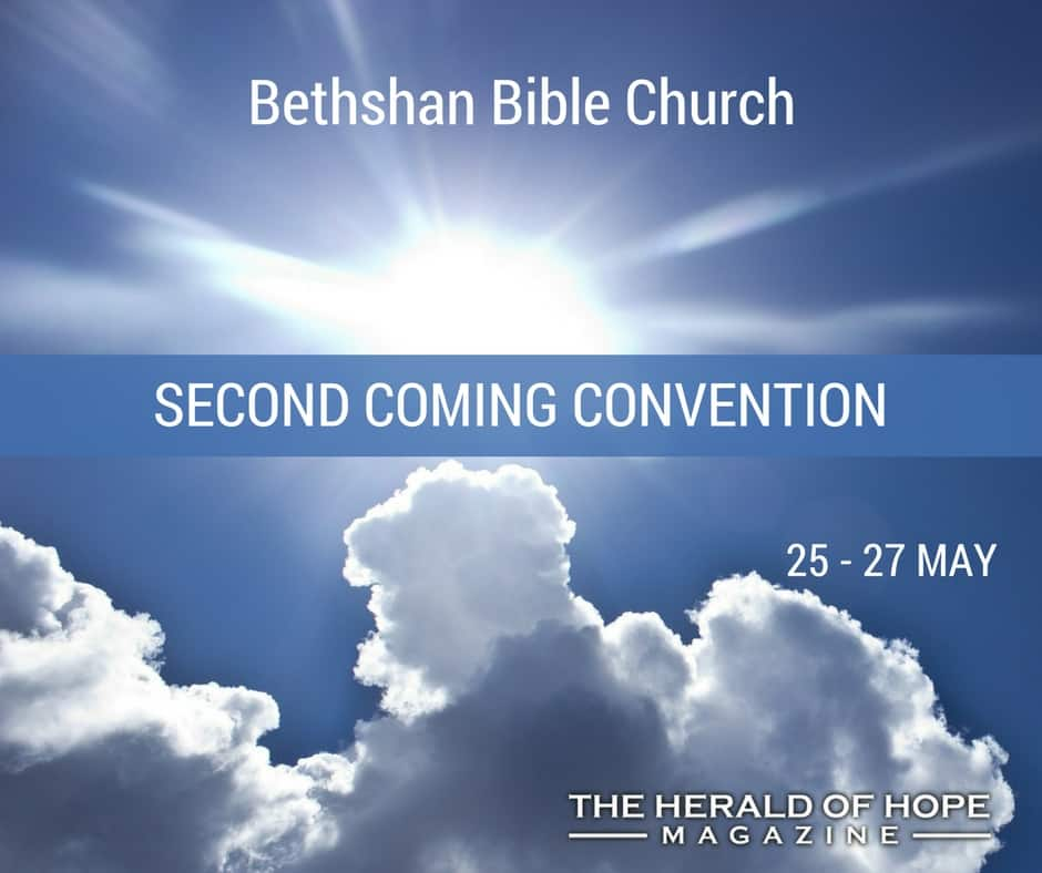 Bethshan Second Coming Convention