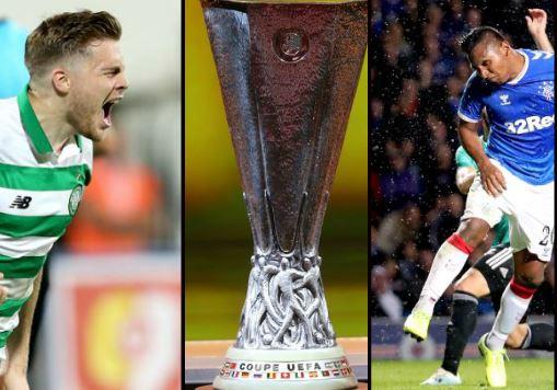 europa league draw who