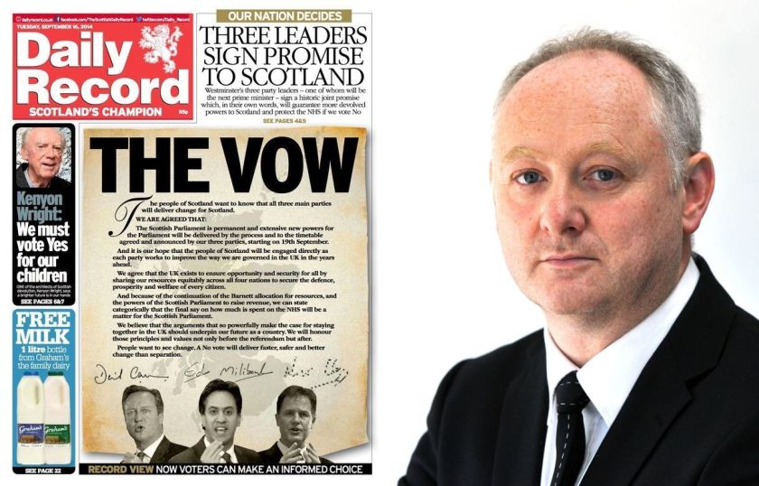 Murray Foote and the Vow