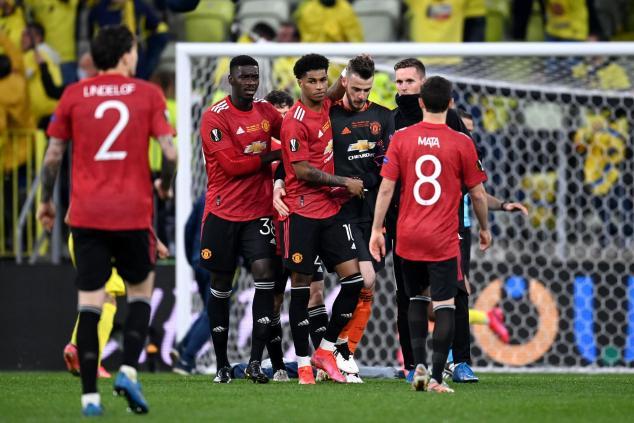 Penalty heartache for David De Gea as Man United lose in Europa League  final | HeraldScotland