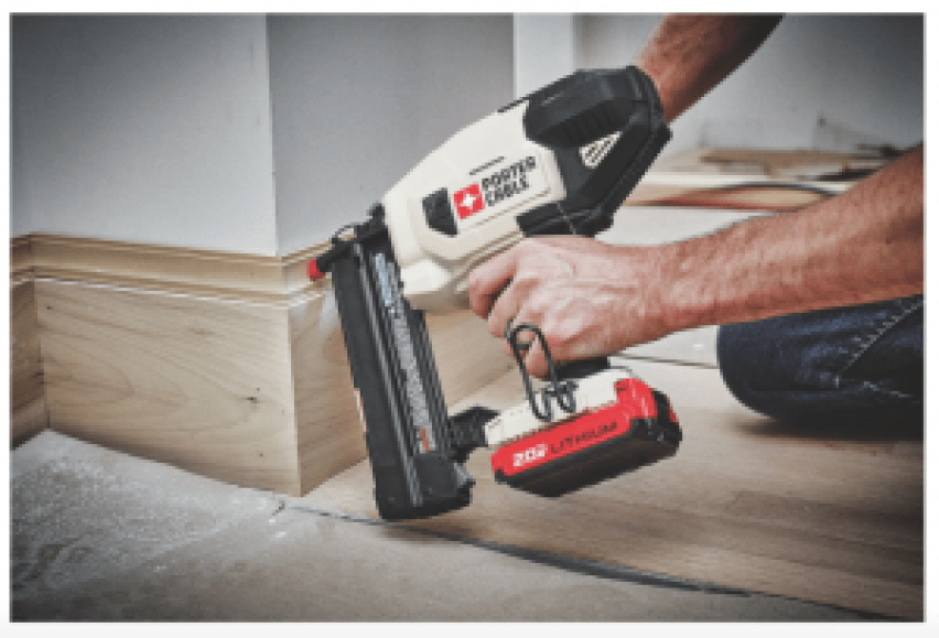 top rated Cordless Brad Nailer Review