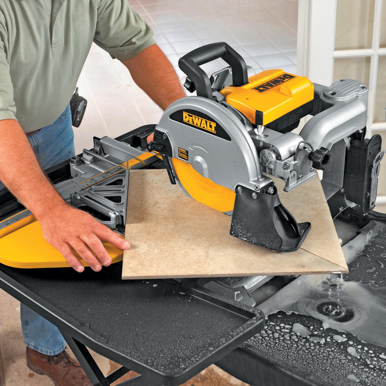 best tile saw
